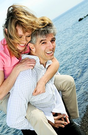 benefits of permanent dentures and teeth implants in Charlotte and Myers Park