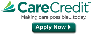 CareCredit Flexible dental financing logo